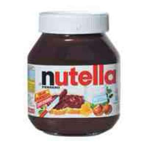 Nutella spread 400gr £1 @ asda