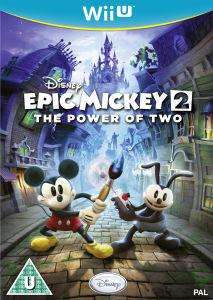 Disney's Epic Mickey: The Power Of 2 (Wii U) for £13.98 @ Zavvi