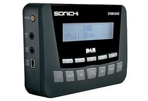 Sonichi DAB Radio Adaptor+Antenna £49.99- Extra 10% off this weekend @ Halfords