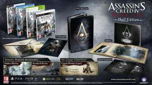 Assassin's Creed IV: Black Flag Free DLC Download code @ Amazon