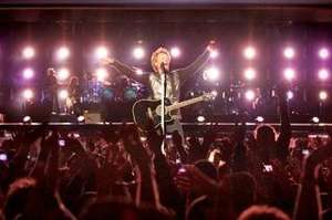 Bon Jovi tickets half price £32.50 at groupon 8 or 9 June 2013