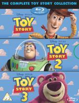 Toy Story Blu Ray Box Set £3.99 @ DVDsource