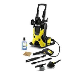 UNBEATABLE PRICE : HIGH SPEC KARCHER K5 Pressure Washer with Car Kit - £179.99 + VAT £216 inc VAT @ Costco INSTORE