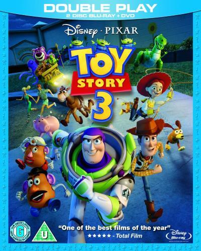 Toy Story 3 (2-Disc Blu-ray + DVD) - £4.29 @ Amazon