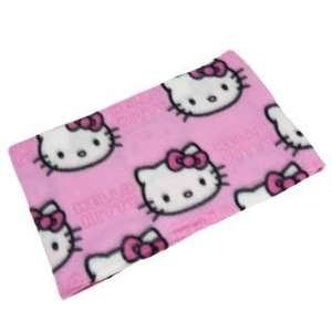 Hello kitty throw @ B&M 10p