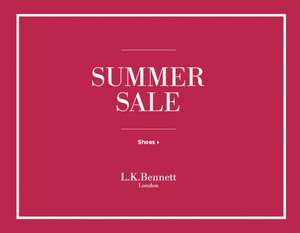 L.K Bennett Summer Sale Now On
