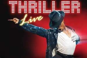 Thriller Live! Ticket from £23.50 at The Lyric Theatre, West End (Up to 54% Off) @ groupon