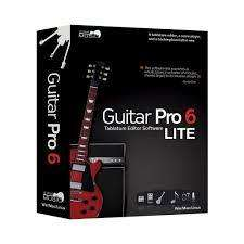 Guitar Pro 6 Lite (PC and MAC) + free guitar pro files with iguitar (free online publication)