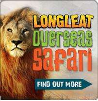 longleat safari and adventure park day pass ticket  £6 of tesco clubcard vouchers