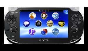 PRE-OWNED PS Vita £99.99 + Free Post @ Game