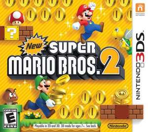 NEW Super mario BROS 2 @ morrisons reduced from  £34.99 to £7.00 *EDIT*