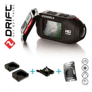 Drift ghost hd - get £45 off using code  IREADMCN - now £254.99 @ Action Cameras