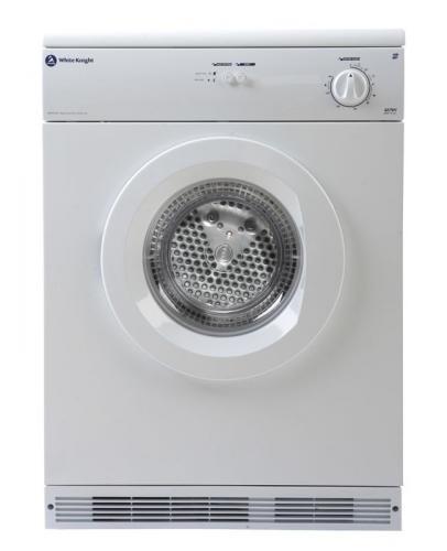White Knight 427WV 6kg Vented Tumble Dryer asda £129
