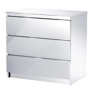 IKEA MALM Mirror Effect Chest of Drawers was £200 now £79 (or £71.11 with Family Card) @ IKEA Coventry