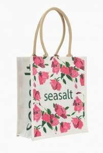Seasalt jute bags 2 for £6 and free uk p+p