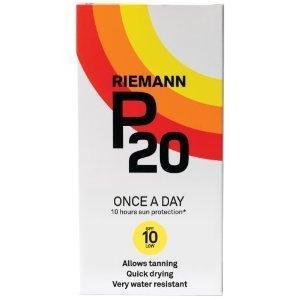 Riemann P20 200ML SPF10 £9.99 @ B&M