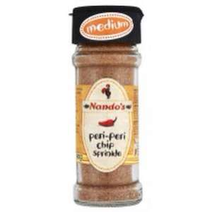 Nandos Peri Peri Chip Sprinkle was £1.98 Now 75p instore at Asda