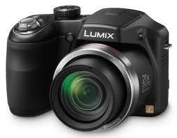 Panasonic Lumix LZ20 Black Camera (16 MP, 21x Optical Zoom) 3 inch LCD Only £79.95 @Amazon