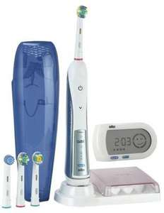 Oral-B Professional Care 5000 Triumph SmartGuide Electric Toothbrush £65 from shavers.co.uk (£ 62.08 with QUIDCO CASH BACK)