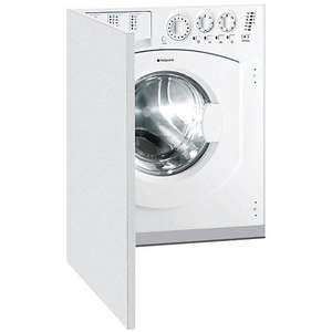 Hotpoint BHWD129 Integrated Washer Dryer delivered @ £ 344 from JL