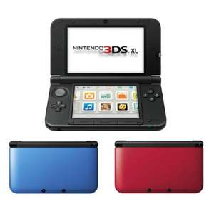 Nintendo 3DS XL Tesco Direct £119 (£104 with code)