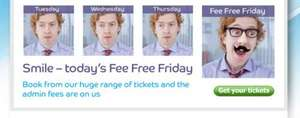 Fridays only deal - No admin charges for Barclaycard customers for booking gigs on Unwind website: 100s of events to choose from