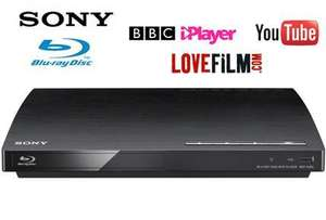 Sony BDP-S185 Blu-ray Disc™ / DVD player 1080P Upscaling. Refurbished Grade A - £34.99 @ Student Computers