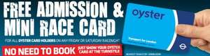 Free entry to Wimbledon Dogs for Oyster Card holders