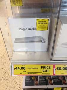 Apple Magic Trackpad for £29 (50% off RRP) at Tesco Extra
