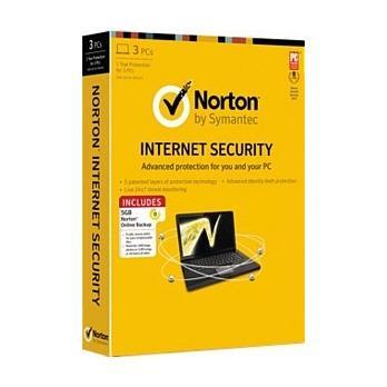 Norton Internet Security 3pc - £7.49 @ Tesco