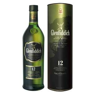 glenfiddich whiskey £21.99 co op