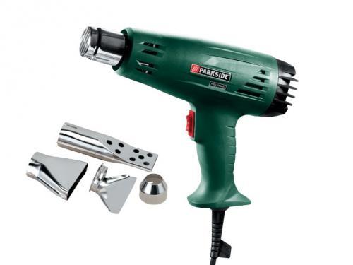 Heat Gun 2000w 3 year warranty £9.99 @ lidl