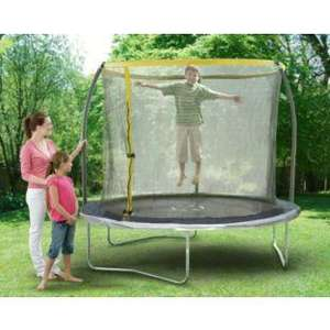 Sportspower Trampolines 50% off @ Argos 8ft £79.99/10ft £99.99 in store or home delivery.
