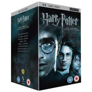 Harry Potter: The Complete 1-8 UMD Boxset @ DirectOffersUK via Play - £11.99