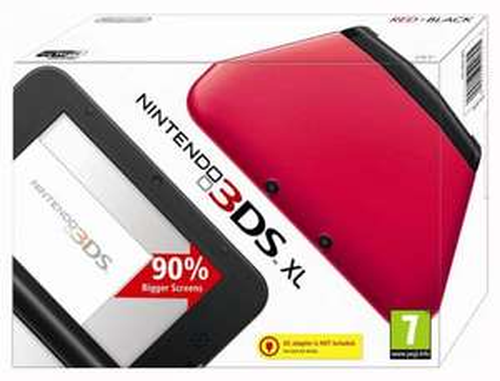 Nintendo 3DS XL + FREE New Super Mario Bros 2 for £119 @ Amazon