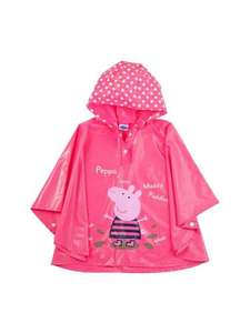 Peppa Pig or George Pig Puddlesuits £8.00 Delivered @ Muddy Puddles Shop (eBay)