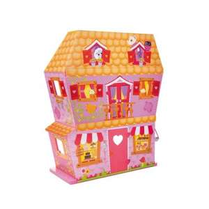 Lalaloopsy Large Doll Wooden Playhouse now £59.99 del (or instore) @ Smyths Toys
