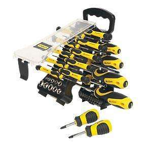 Stanley Screwdriver Set 51Pcs -14.99 @ Screwfix