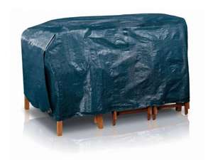 All-Purpose Tarpaulin::: Outdoor cover for table bicycle etc @ Lidl ::: £7.99