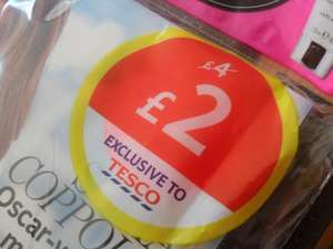 RED Magazine Half Price (£2) at Tesco and Free Elemis Gift woth £11.50