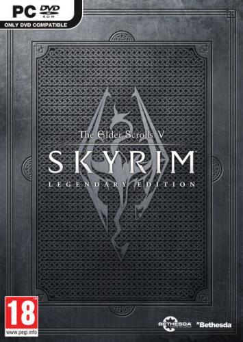 Elder Scrolls V: Skyrim Legendary Edition PC ONLY £21.98 @ Zavvi
