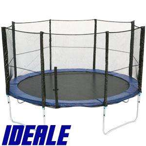 10ft Trampoline & Safety Net Home Bargains £79.99 Delivery to Store