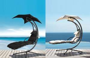 HELICOPTER SWINGING SWING SUN LOUNGER HAMMOCK CHAIR SEAT GARDEN BED BENCH COVER 7 DAY SPECIAL OFFER.......LIMITED STOCK £ 129.00 @ Ebay/direct2publik