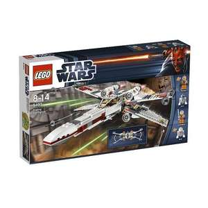 Lego 9493 X-Wing Asda £29.98 online with free delivery to store