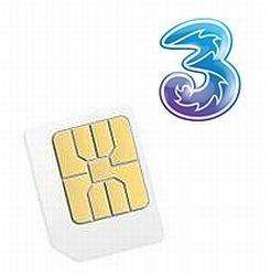 3 Micro Pay as you go sim £0.01 with free delivery @ amazon