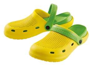 Crocs style clogs available @Lidl at £3.99 from Monday 17.06
