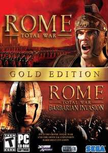 Rome: Total War - Gold Edition - £1 @ Steam 86% OFF [Daily Deal]