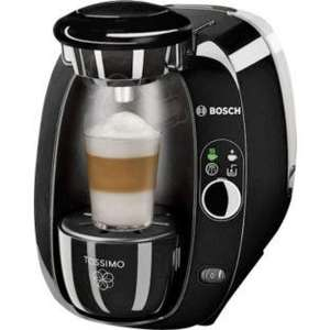 Tassimo by Bosch TAS2002GB Multi Drinks Machine + £20 Discount code to use online for Tassimo T Discs, leaflet and instructions in pack.  £47.99 @ Argos