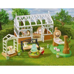 Sylvanian Families Village Garden Collection Playset now £27.99 @ Argos (inc conservatory, hammock, bench, fountain, swing & more)