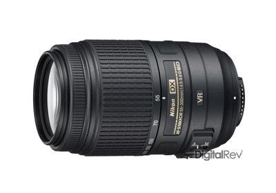Nikon AF-S DX NIKKOR 55-300mm F4.5-5.6 G ED VR £129.00 free delivery Digitalrev
